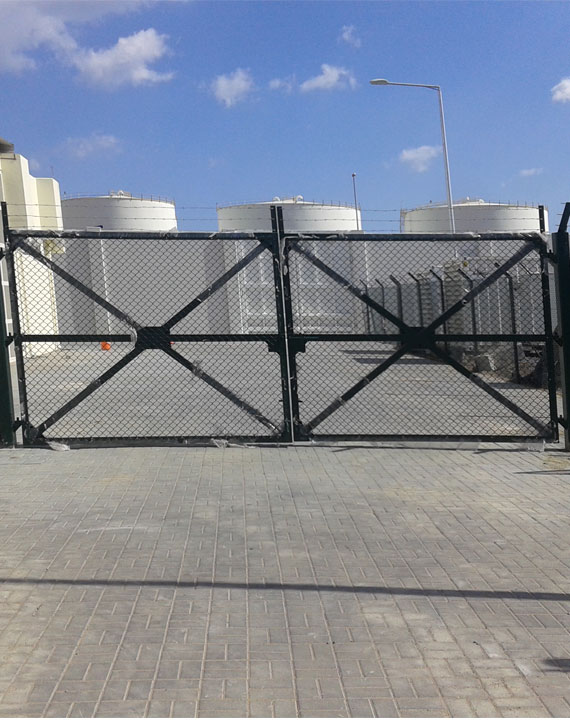 Gulfence Factory – Fencing Factory